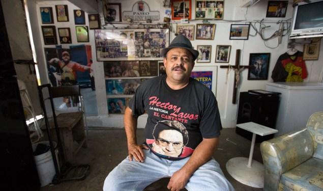 Pete El Conde Rodríguez está vivo en La Cantera