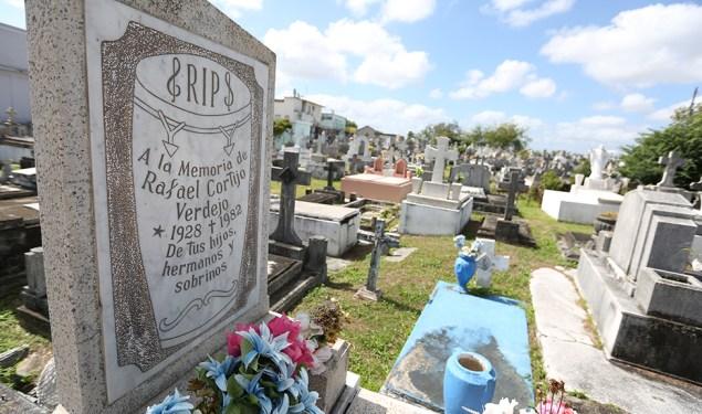 Visita a la tumba de Ismael Rivera y Rafael Cortijo [FOTOS]