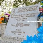 La tumba de Héctor Lavoe en Ponce, Puerto Rico [GALERÍA]