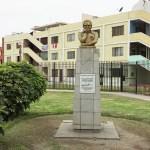 Callao: Vándalos hacen pintas en busto de Héctor Lavoe
