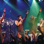 La Charanga Habanera, Bamboleo y Elito Revé en concierto