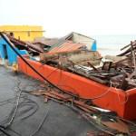 Puerto Rico: La Perla sufre los estragos del huracán María
