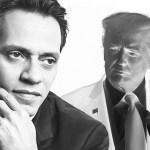 Marc Anthony manda a 'cerrar el pico' a Donald Trump