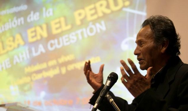 Conversatorio sobre la difusión de la salsa en el Perú [GALERÍA]