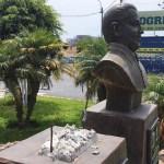 Callao: roban busto en honor a Luis Delgado Aparicio