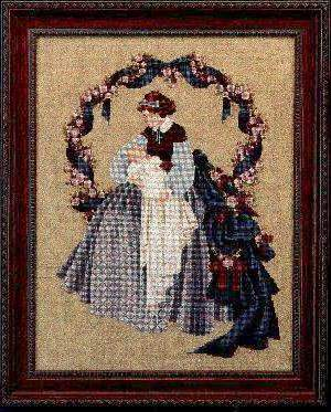 Sweet Dreams by Lavender and Lace  Cross Stitch Kits  Patterns