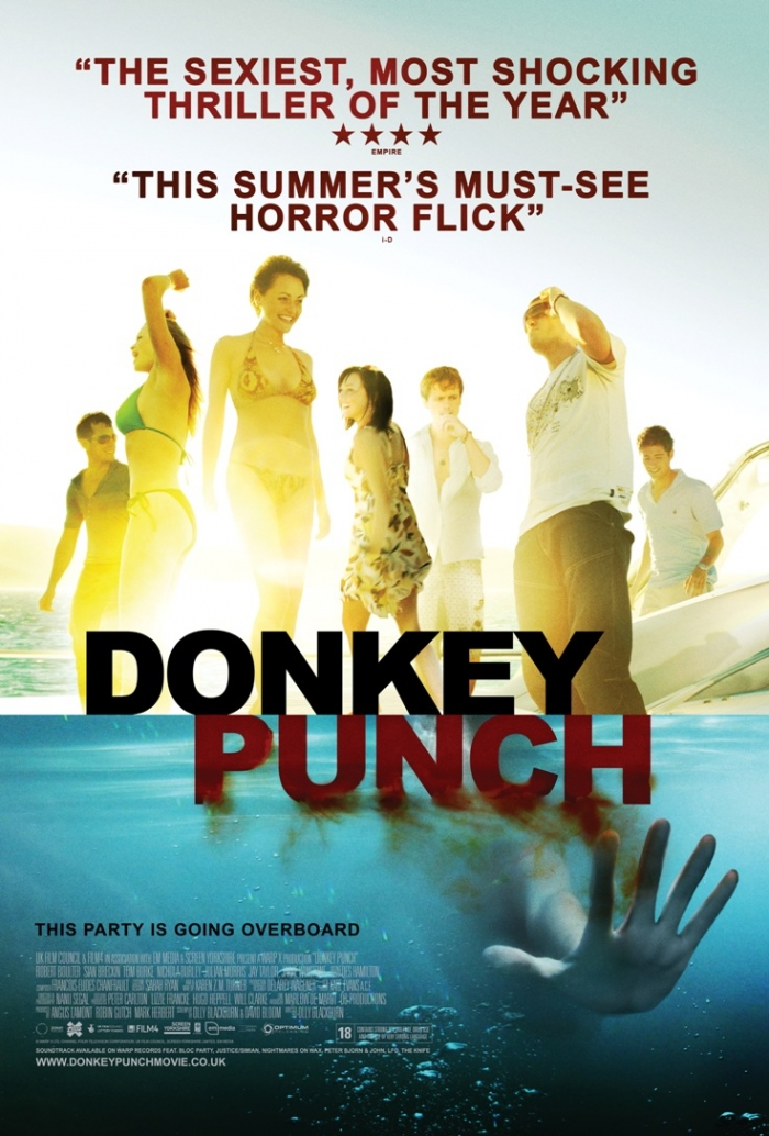 Donkey Punch International Artwork