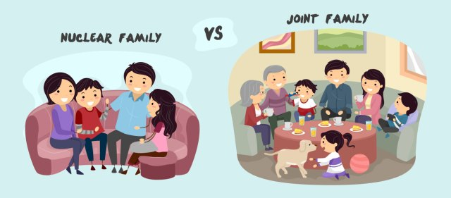 Nuclear Family Vs Joint Family Blogs On Life Blogs On Life