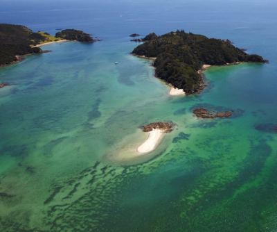 Helicopter Scenic Flights Over Bay of Islands and Northland