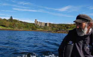 Boat trip from Dunvegan Castle