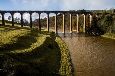 Leatherfoot Viaduct