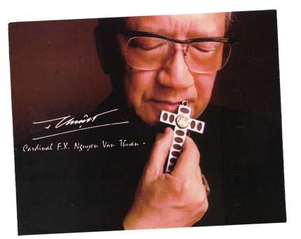Cardenal Nguyên Van Thuân