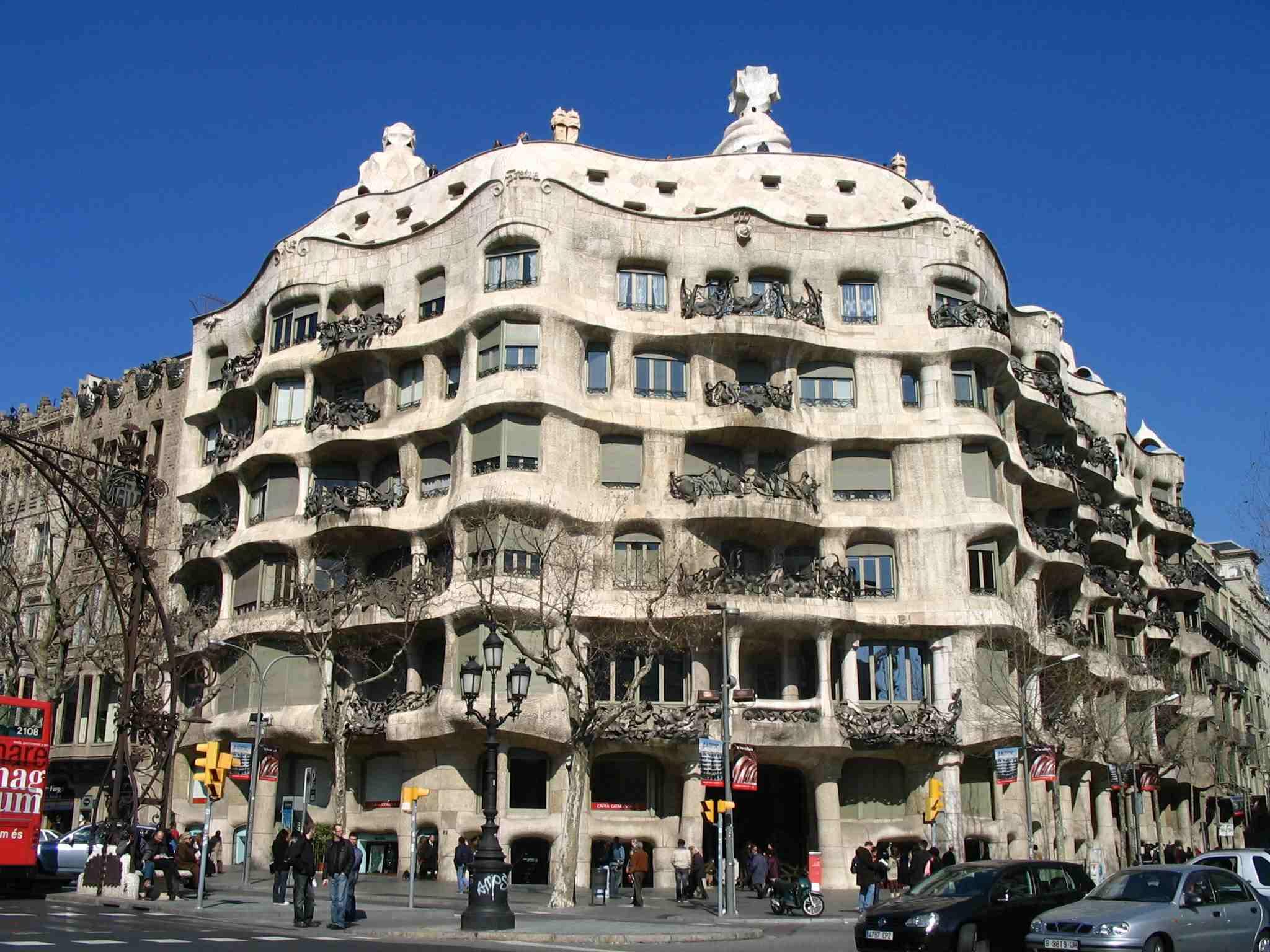 Antoine Gaudi  Salt and Serenity