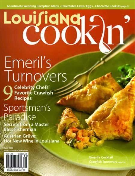 Louisiana Cookin Magazine discount subscription