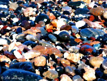 Poltesco pebbles