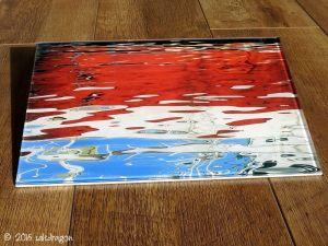 glass tile or panel