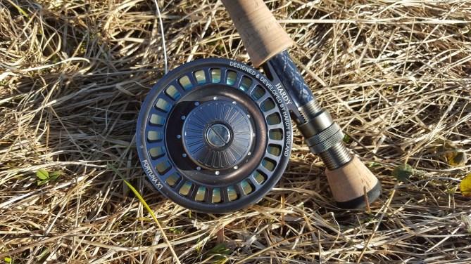 stort hjul,kjekt når kulda setter inn...