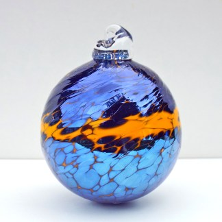 Limited Edition Glass Baubles