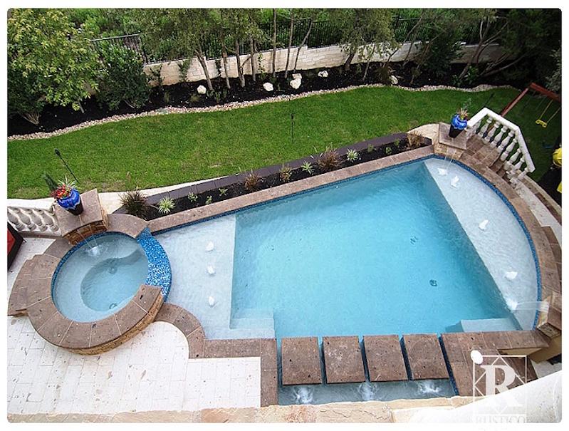 Pool Cantera Tile
