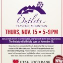 Preview & Grand Opening of New Outlets at Traverse Mountain Nov. 16-17