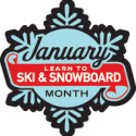 learn to ski month at Utah ski resorts