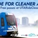 FREE 7-day UTA Pass in July