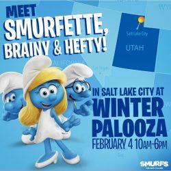 smurfs salt lake city