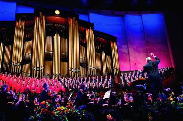 Mormon Tabernacle Choir, free things to do uin salt lake city