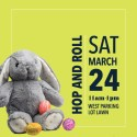 FREE Easter Hop & Roll in Sandy