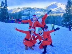 Brighton Utah Ski Lift Tickets Free for Santas