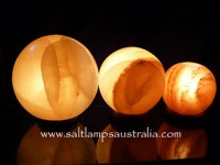 Sphere Salt Lamp - Medium 4-5kg - $35.00 : Salt Lamps ...