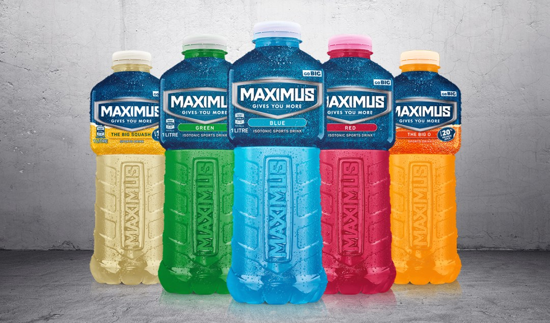 Maximus Gives You More