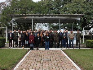 2018.07.27_3DE_JSM7-300x225 SECRETÁRIOS DE JUNTA DE SERVIÇOS MILITAR CONHECEM ROTINA DE QUARTÉIS .