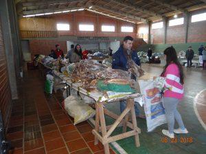 40139863_1830694297022038_8492540251443560448_n-1-300x225 Mais uma entrega de alimentos pelo Programa de Aquisição de Alimentos-PAA