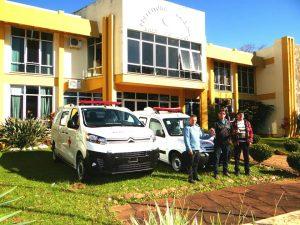 67263889_604516026623040_5725863121273225216_n-300x225 Administração Municipal de Salto do Jacuí adquire duas novas ambulâncias.