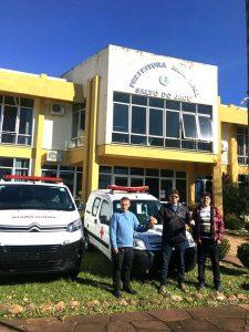 67522633_604516069956369_5170176498715328512_n-225x300 Administração Municipal de Salto do Jacuí adquire duas novas ambulâncias.