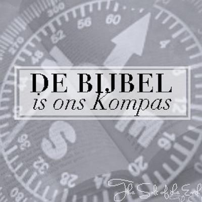 Bijbel is ons kompas