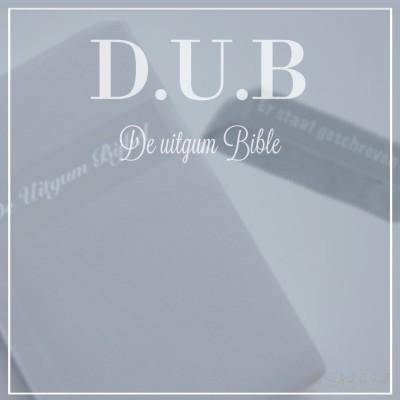 de uitgum bijbel, nieuwe Bijbel