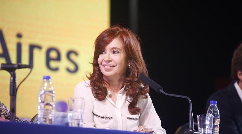 CRISTINA FERNÁNDEZ RETOMÓ LA CAMPAÑA ELECTORAL Y ARREMETIÓ CONTRA EL MODELO DE MACRI