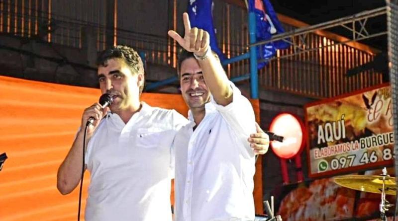 """""""JUNTOS POR SALTO"""": EDUARDO VARELA MINUTTI APOYA LA REELECCIÓN DE ANDRÉS LIMA INTENDENTE"""