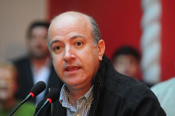 GERMÁN COUTINHO EN DESACUERDO CON LA DESIGNACIÓN DE ALBISU A LA PRESIDENCIA DE SALTO GRANDE