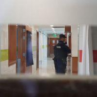UNA FUNCIONARIA DE HOSPITAL SALTO CON COVID 19