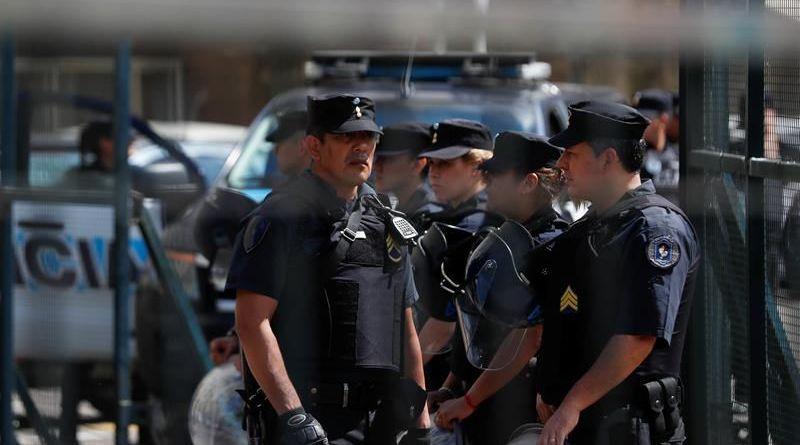 DETUVIERON EN ARGENTINA A UN URUGUAYO BUSCADO POR LA INTERPOL POR DOS ASESINATOS