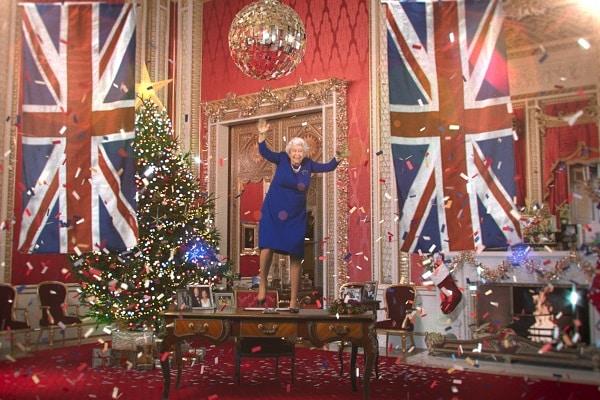 Queen Elizabeth Deepfake