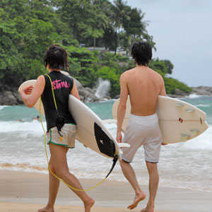 Where to Surf in Phuket