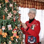 West Brooklyn Woman S Christmas Village Display A Sight To Behold Holidays Saltwire
