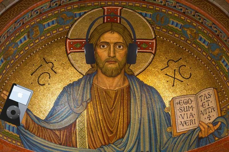 Jesus-music