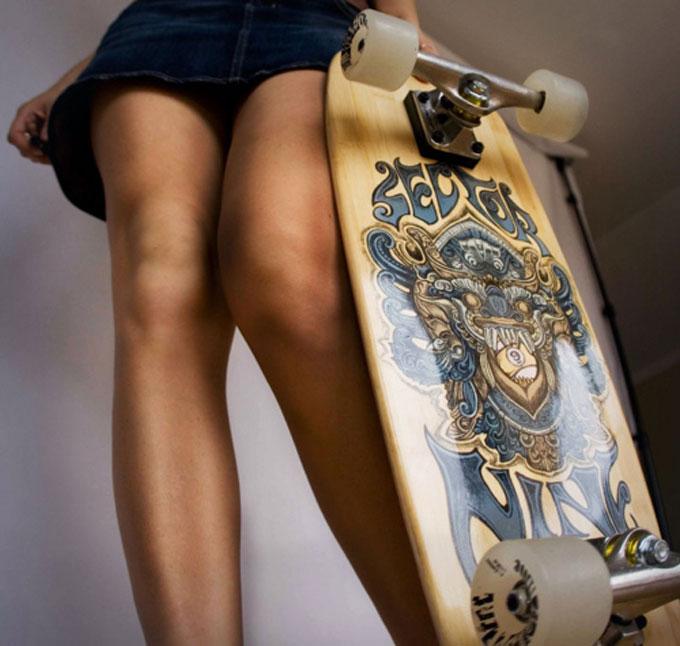 Longboard Girl Wallpaper We Love Longboard Girls Part 2 Salty Peaks