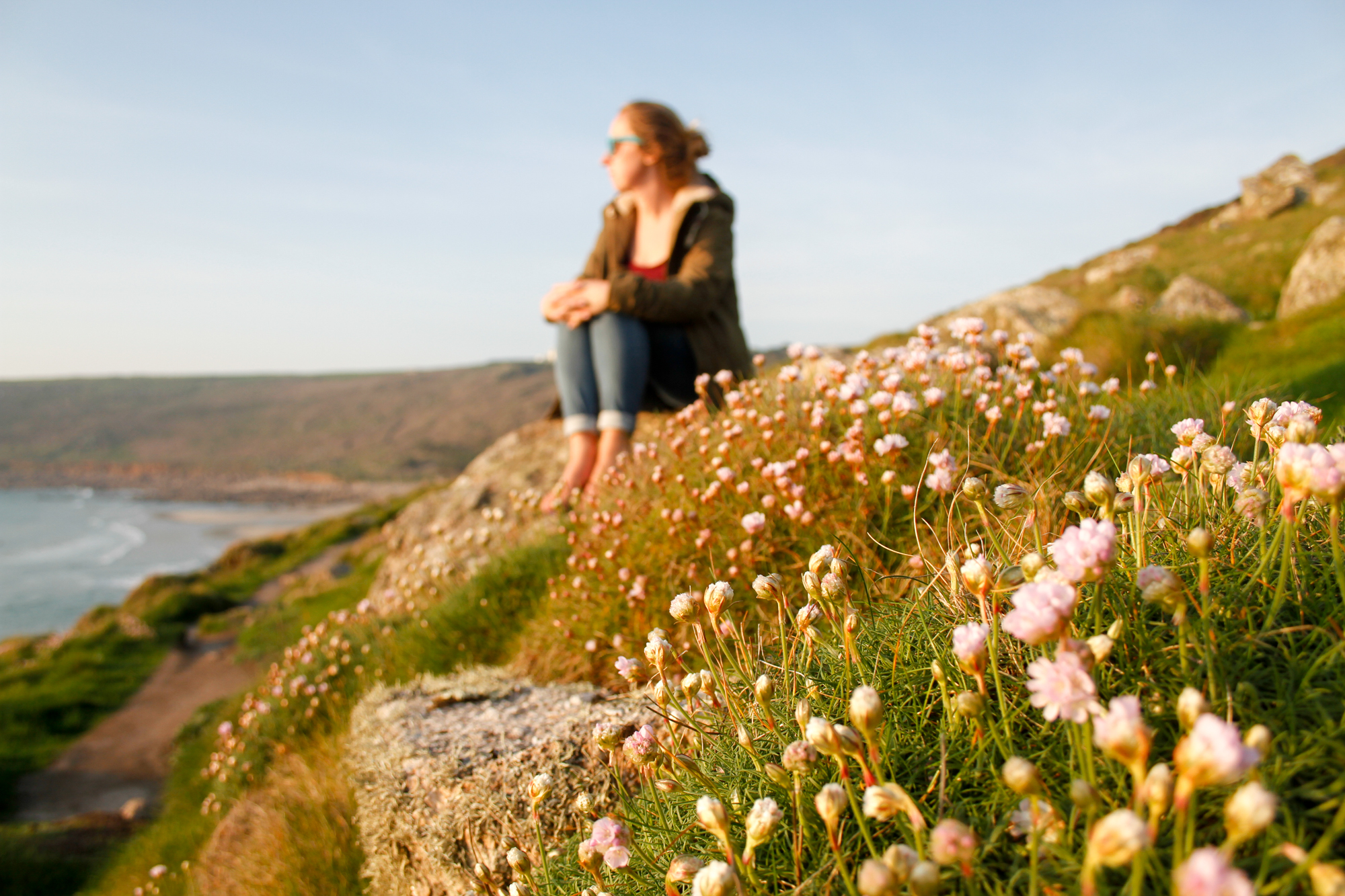 Cornish clifftops