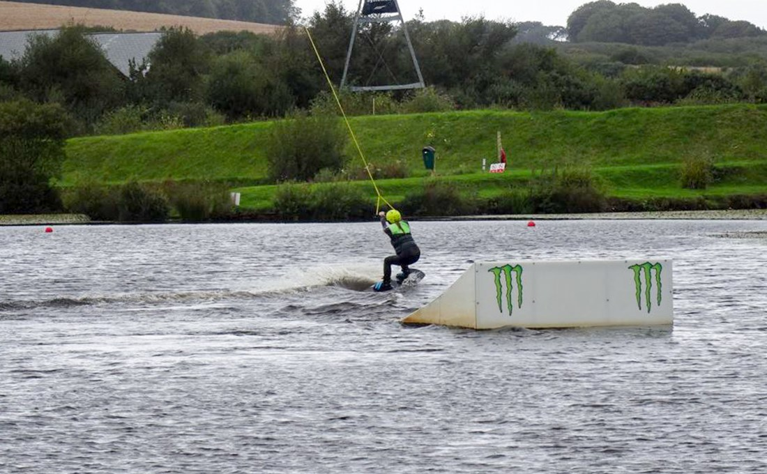 retallack wake park, rainy day activity